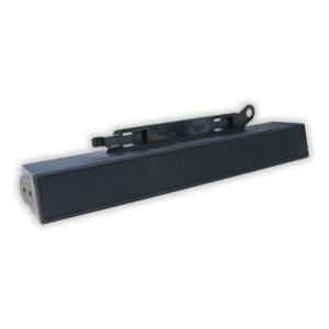 Doplnění o originální reproduktory Dell AX510 10W se zesilovačem (montáž přímo na LCD)
