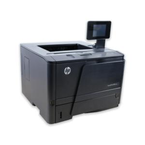 Tiskárna HP LaserJet Pro 400 M401dn s tonerem a kabelem